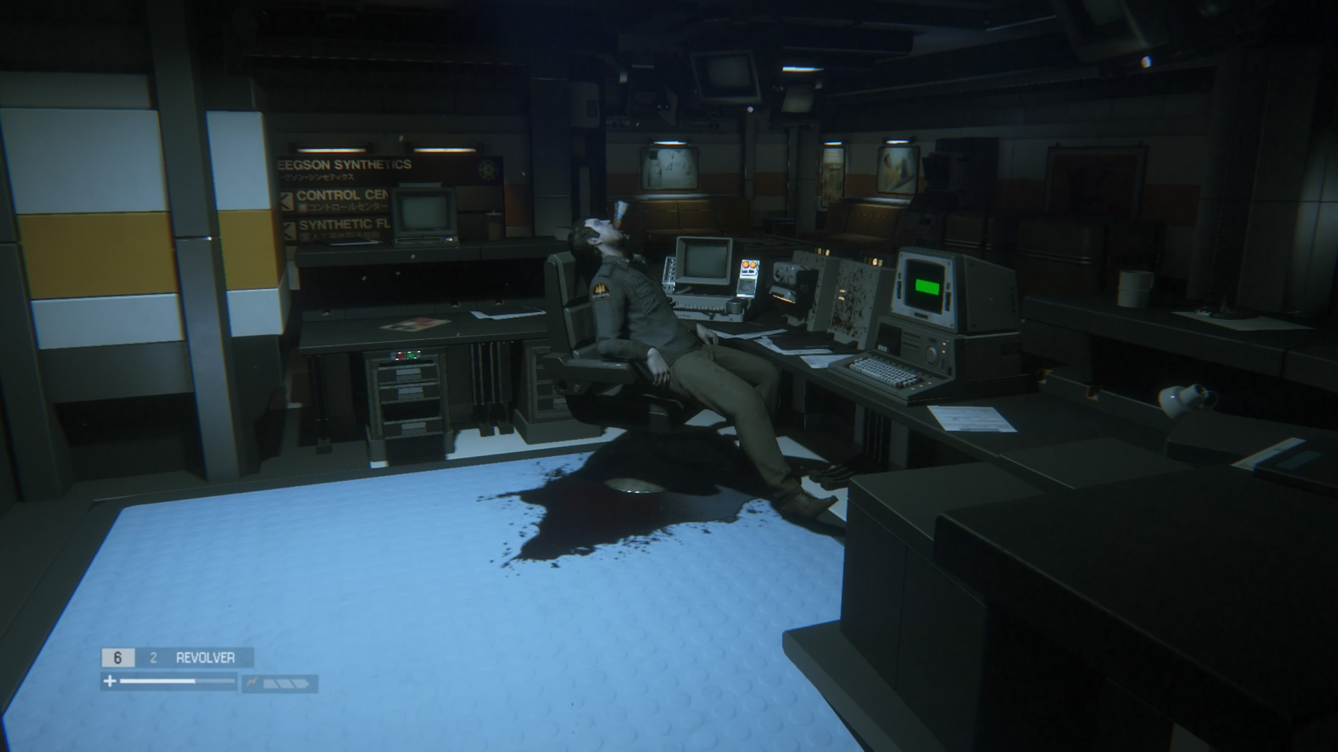 Alien Isolation (2014) Review – Cat and Mouse in Sevastopol – MisaiMagik.